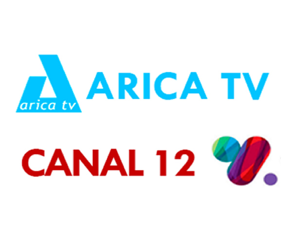 Arica TV Canal 12. Chile.