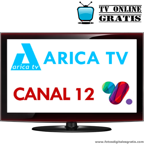 Arica Tv Canal 12 Chile
