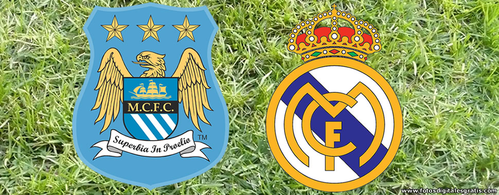 Semifinal Champions League Manchester City – Real Madrid.