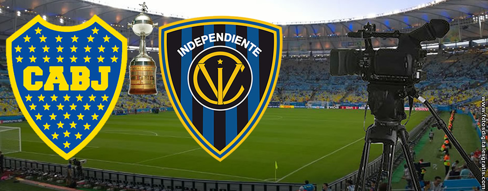 Canal de TV Copa Libertadores: Boca Juniors – Independiente del Valle.