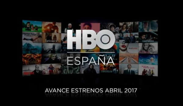 HBO Abril 2017