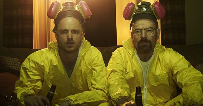 Película Breaking Bad